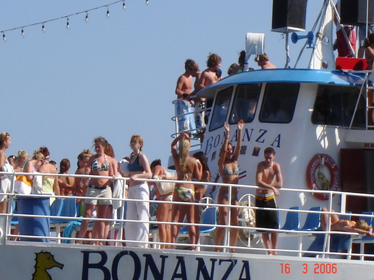 BONANZA YATCH