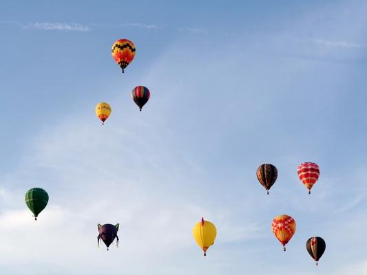 vuelo en globo 2