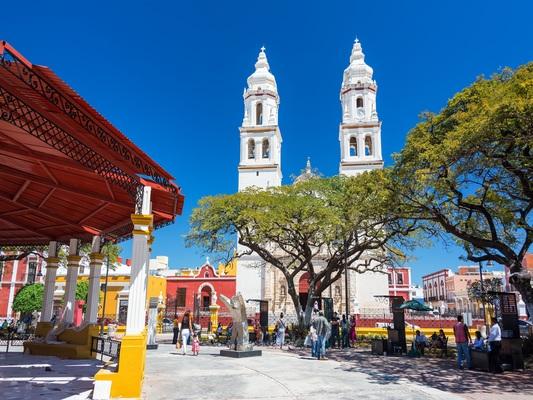 catedral plaza